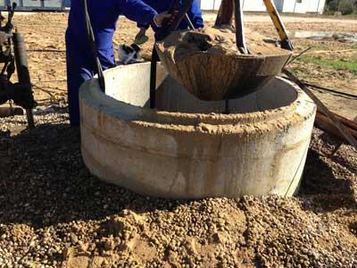 Acp pozos y sondeos for Limpieza de pozos de agua